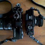 サブカメラの本質とは何か。X30の失われる活動領域から考える、X70の可能性。