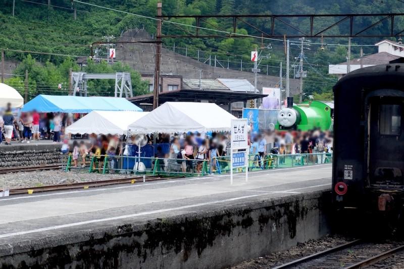 大井川鉄道|千頭駅