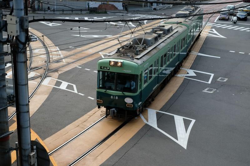 京阪電鉄|京津線の路面電車