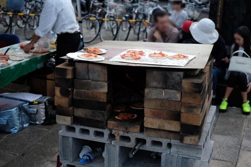 大津ジャズフェスティバル|石窯ピッツア