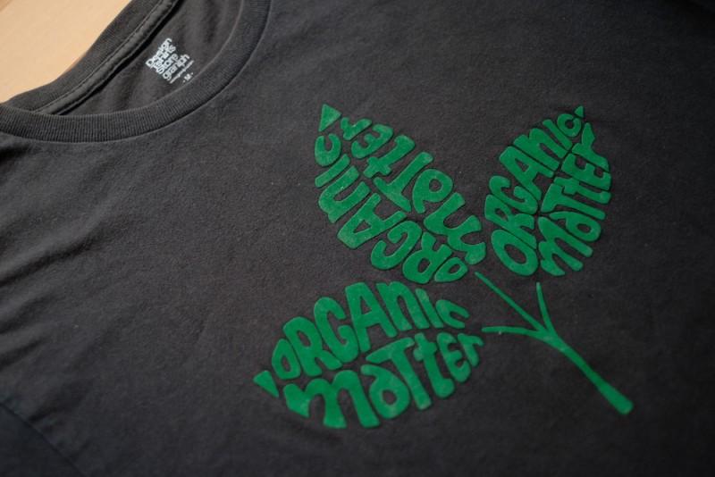 granigh(グラニフ)|はっぱのTシャツ表