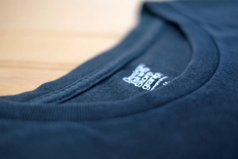 granigh(グラニフ)|5年着たTシャツの首元