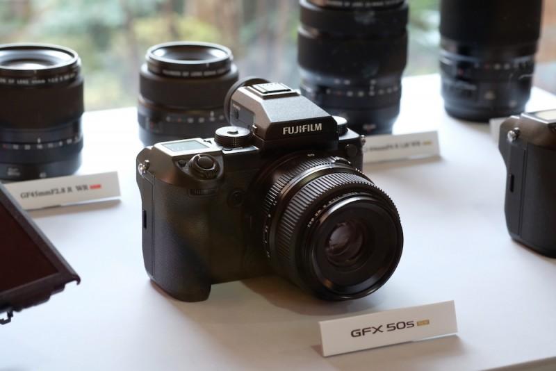 GFX 50S|外観