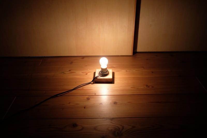 25Wの電球