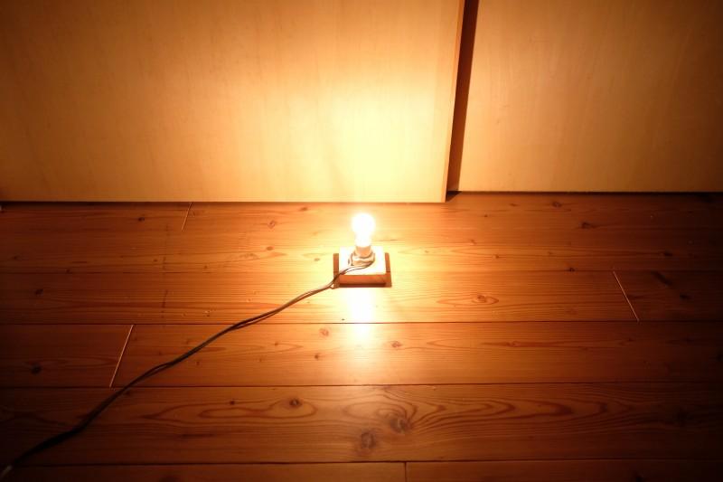 60Wの電球