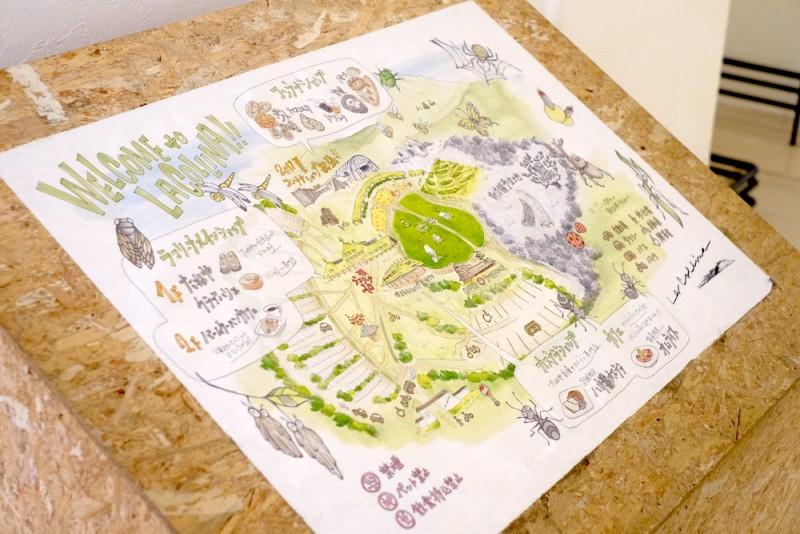 ラコリーナ近江八幡|全体マップ