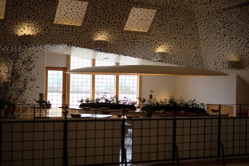 ラコリーナ近江八幡|2階のカフェ