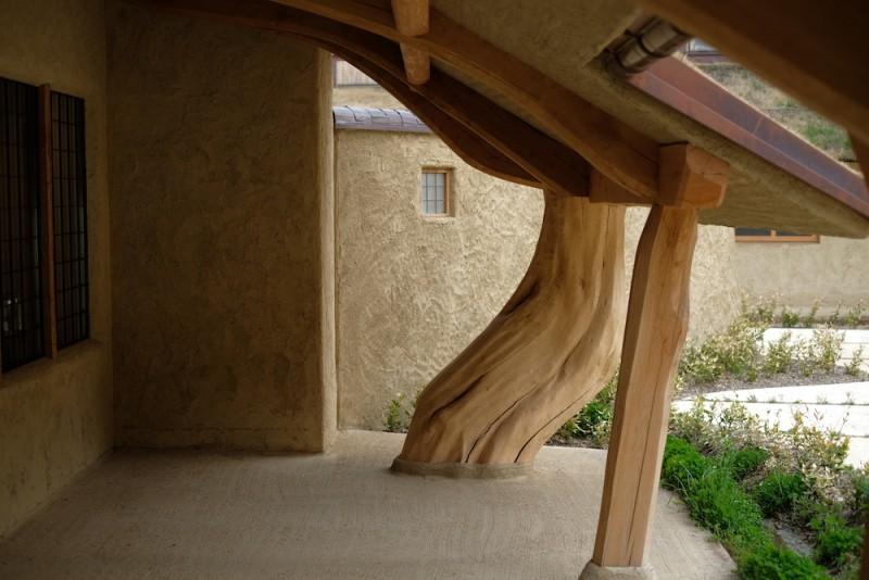 ラコリーナ近江八幡|無垢の木