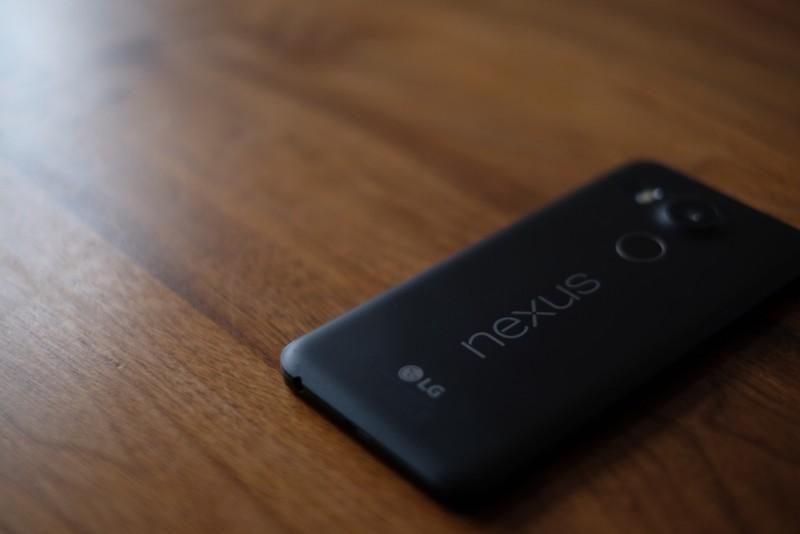 Nexus5x|背面