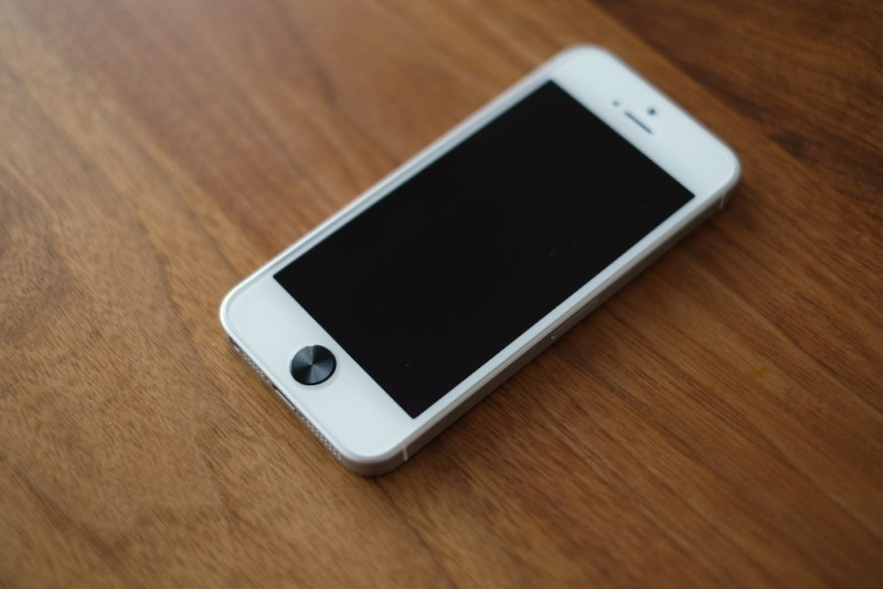 ANKER(アンカー)GlassGuard fo r iPhone5/5s/SE|ホームボタン用プレート(ブラック)