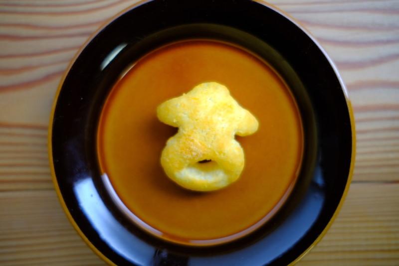 カール(チーズ味)|おじさん形