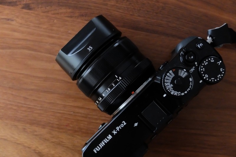 XF35mmF1.4 R|外観