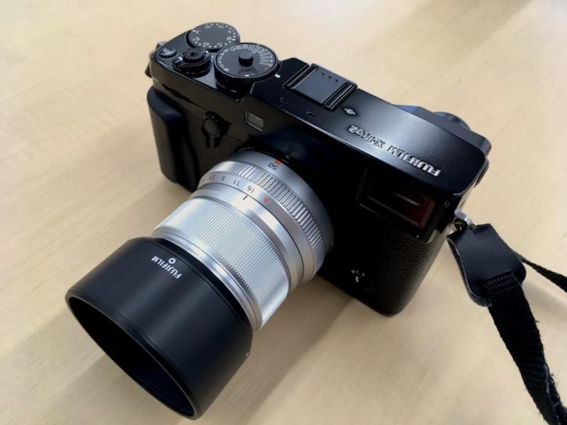 XF50mmF2 R WR|外観