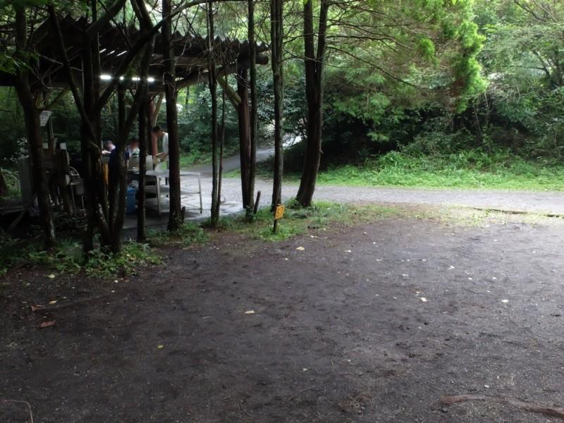 ACN西富士オートキャンプ場|57番サイト