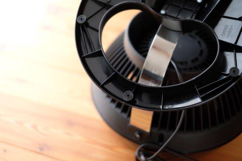 VORNADO(ボルネード)660-JP|底面の振動吸収&滑り止めゴム