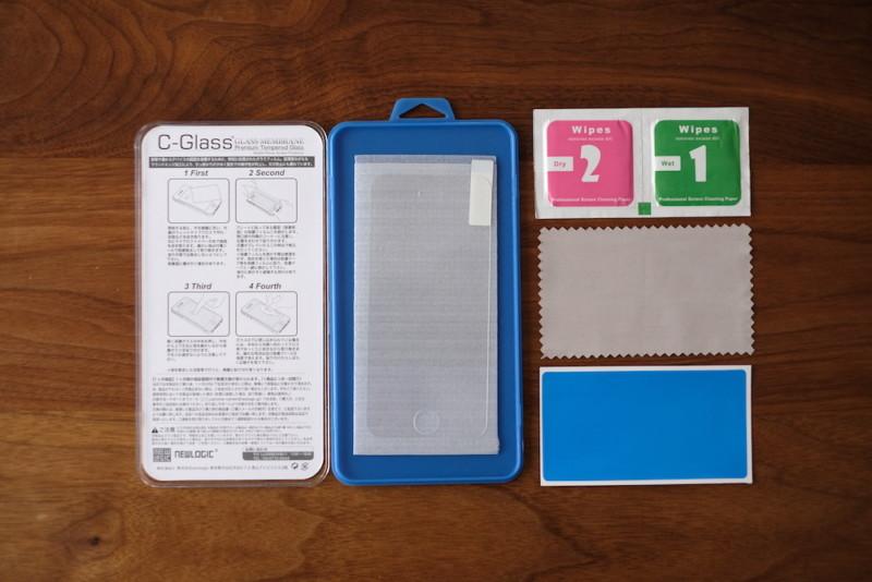 C-GLASS(NEWLOGIC) 内容物
