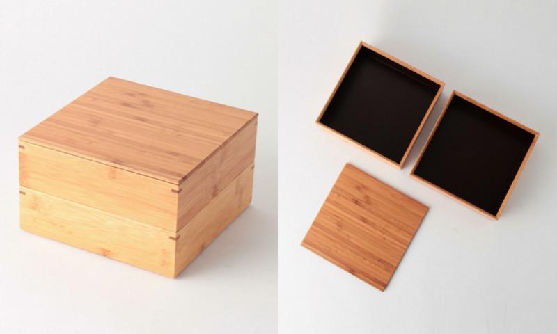 公長齋小菅(こうちょうさいこすが)の二段重箱|ユナイテッド・アローズ