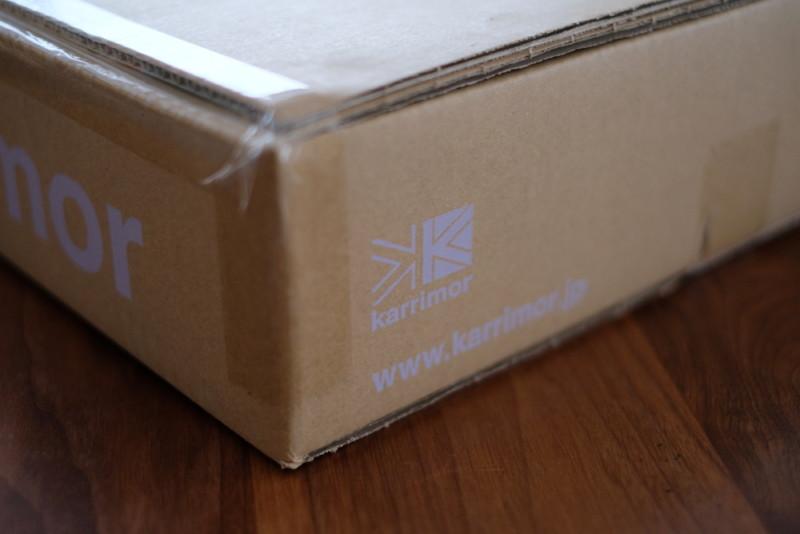 karrimor(カリマー)phantom jkt(ファントムジャケット)|メーカーからの箱