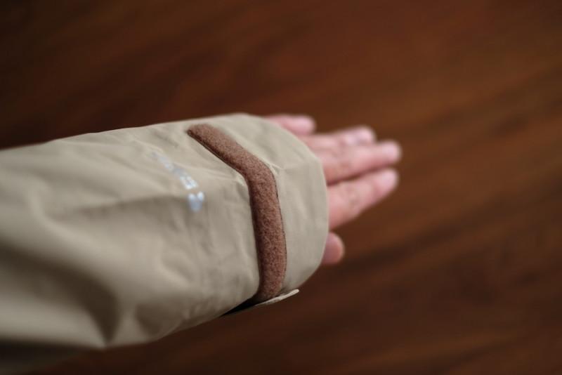 karrimor(カリマー)phantom jkt(ファントムジャケット)|長めの袖