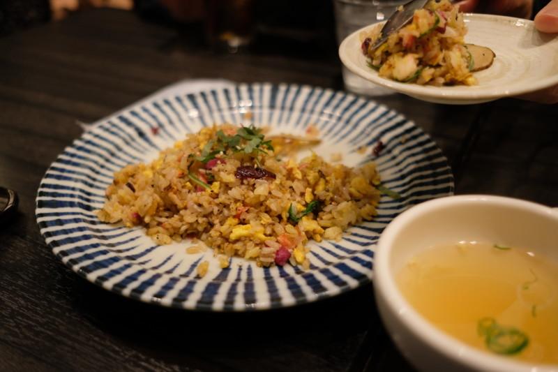 GYOZA OHSHO烏丸御池店|京漬物の和風炒飯