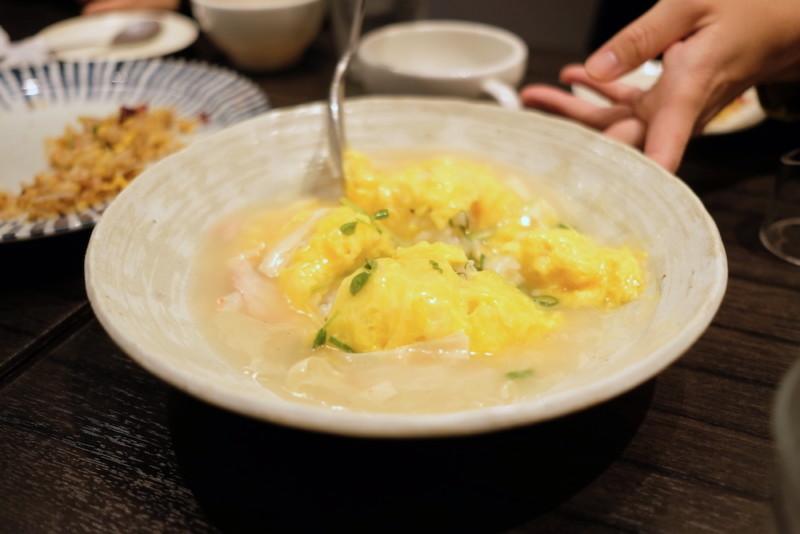 GYOZA OHSHO烏丸御池店|湯葉の天津飯