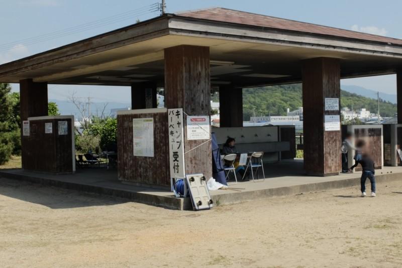 観音寺ファミリーキャンプ場|受付