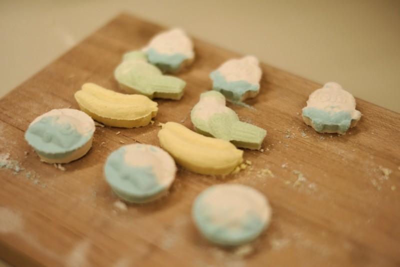 和三盆の手作り干菓子