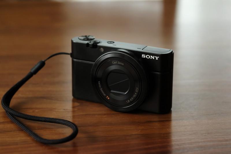 RX100(SONY)|外観