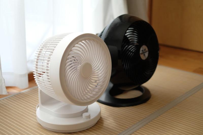 3Dターボサーキュレーター(スリーアップ)|風量と静音性