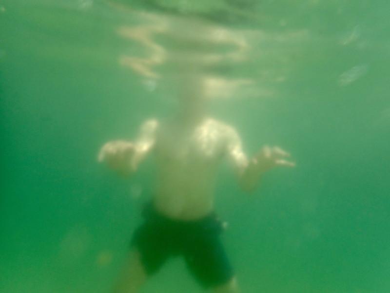TG-5(オリンパス)|海中で撮影