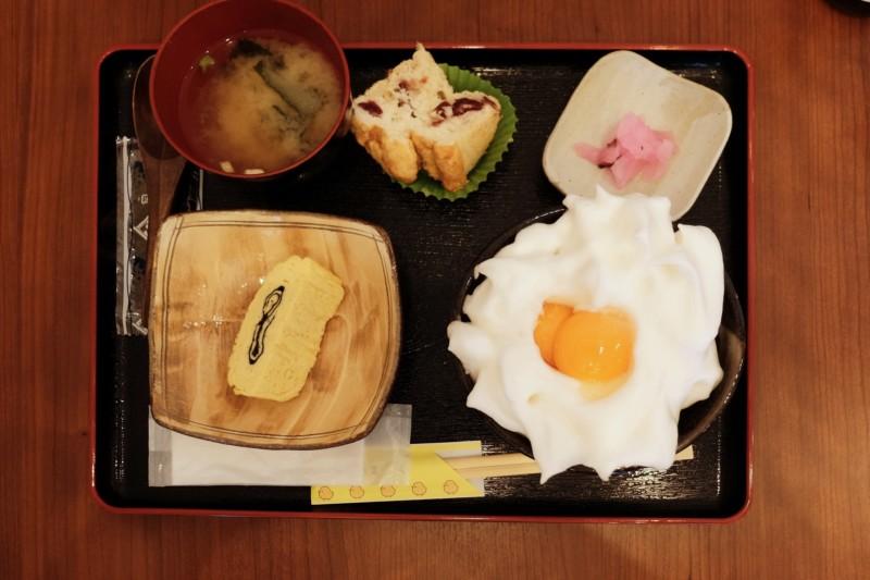 たまごや比良の郷(滋賀)|たまごかけご飯膳