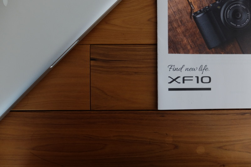 XF10(FUJIFILM)のカタログ