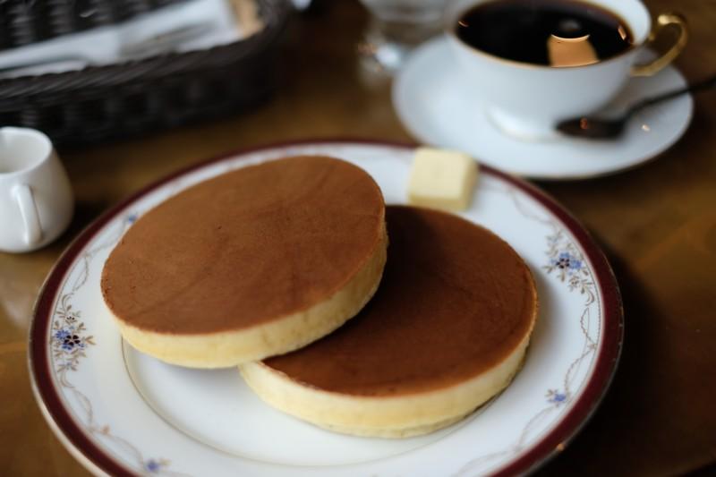 [鳥取・岩美]喫茶店「めだかの学校」|パンケーキとコーヒー