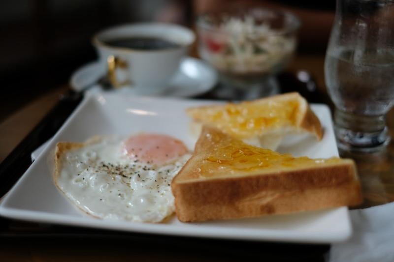 [鳥取・岩美]喫茶店「めだかの学校」|モーニングセット