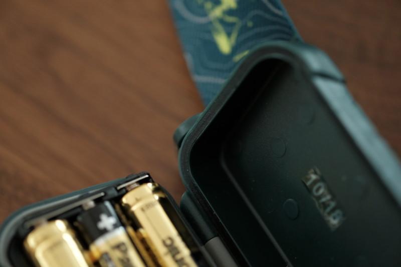 MS-B4(マイルストーン)|電池フタ側パッキン