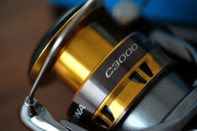 セドナC3000DH(シマノ)|型番