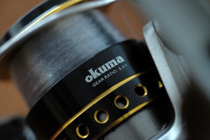 サフィーナ2000(オクマ)|アルミ製スプール