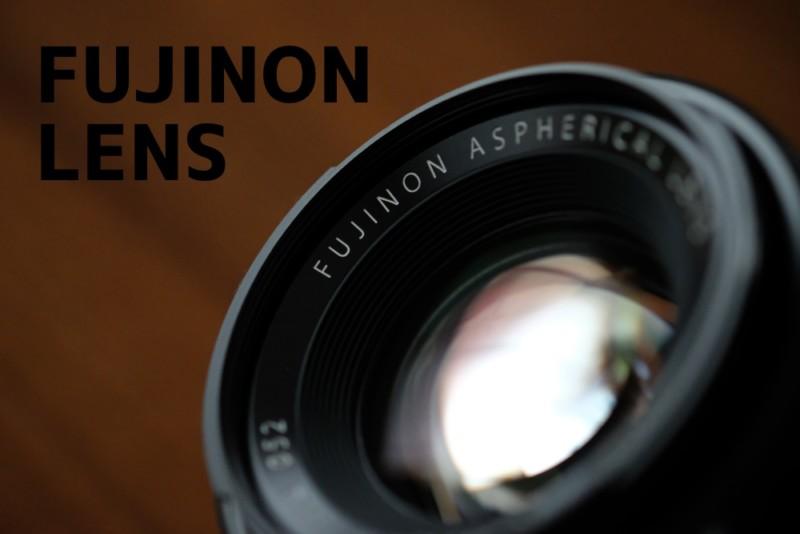 FUJIFILM フジノンレンズ|XF35mmF1.4