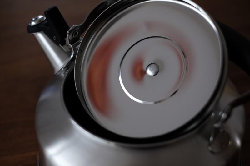 シーズ・クッキング笛吹きケトル2.6L(ヨシカワ)|フタ