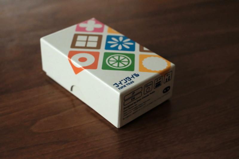 ナインタイル(オインクゲームズ)|外箱