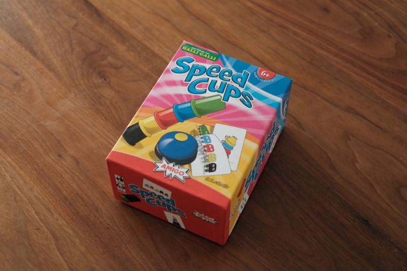 スピードカップス(アミーゴ)|外箱