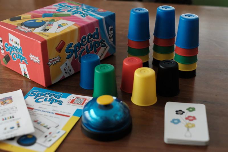 スピードカップス(アミーゴ)|内容物
