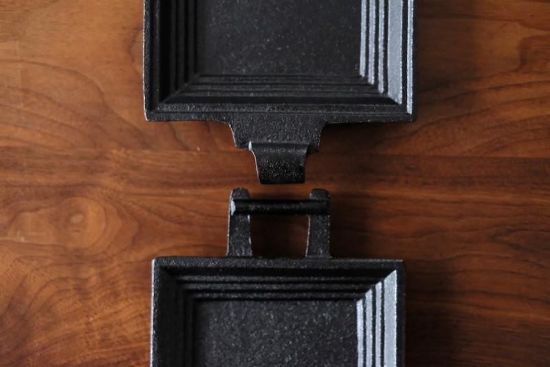 ホットサンドクッカー(コフラン)|分離型