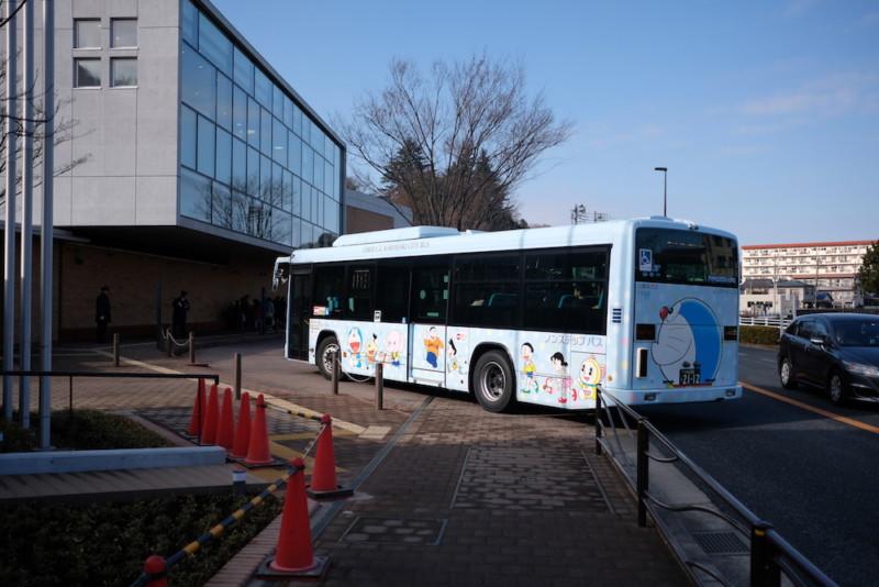 川崎市 藤子・F・不二雄ミュージアム|市バス直行便