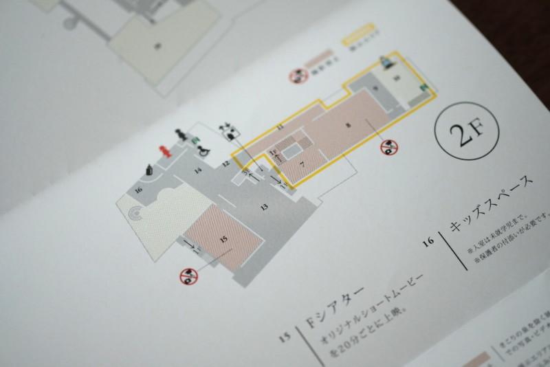 川崎市 藤子・F・不二雄ミュージアム|館内マップ3階
