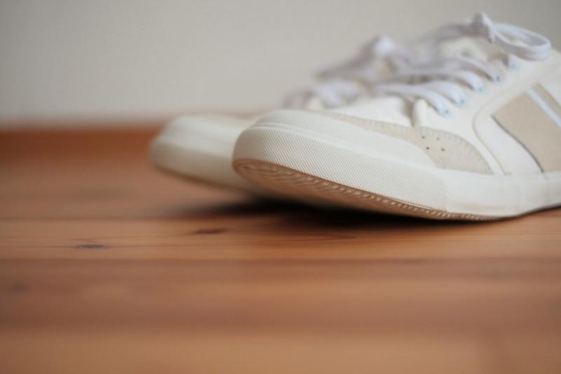 イノマー(アドミラル)|靴先が上方へカーブ