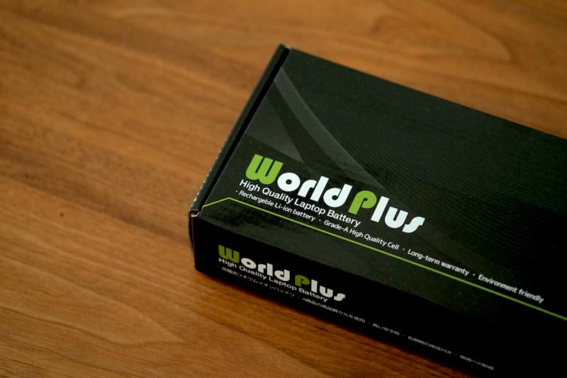 MacBookPro用交換バッテリー(WorldPlus)|