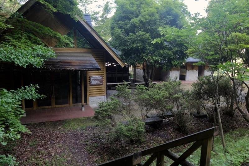 知清キャンプ場(愛媛県内子町)|トイレと炊事場