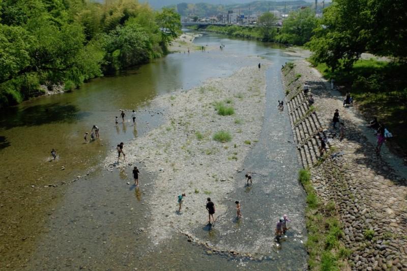 知清キャンプ場(愛媛県内子町)|麗川