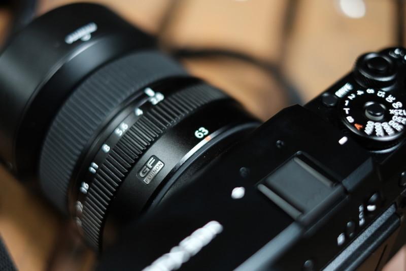 GFX50RとGF63mmF2.8|レンズ